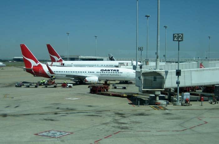 Aeropuerto de Brisbane en Australia razones para contratar un seguro de viaje