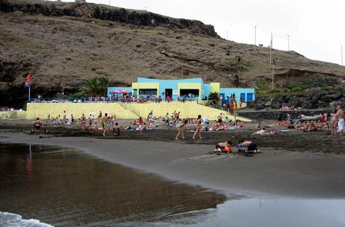 Prainha en Caniçal playas de Madeira
