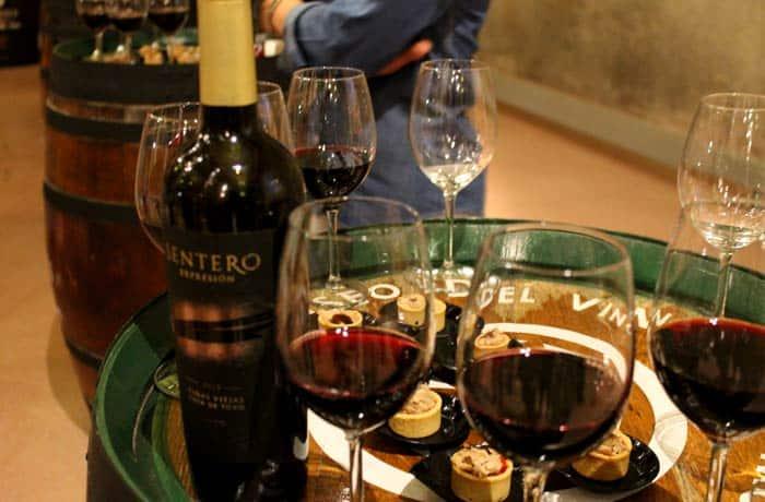 Cata de vino de Toro en el Museo del Vino