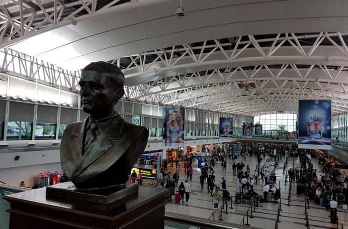 Aeropuerto de Ezeiza Argentina por libre