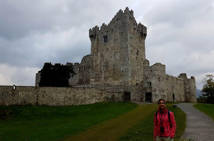 Castillo de Ross Anillo de Kerry