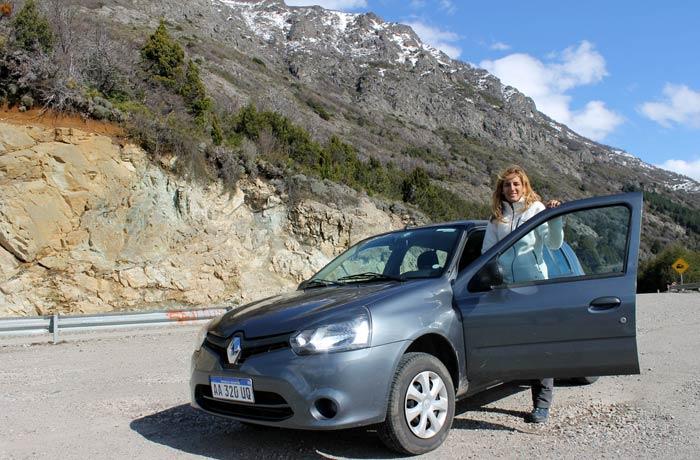 Coche de alquiler en Bariloche Argentina por libre
