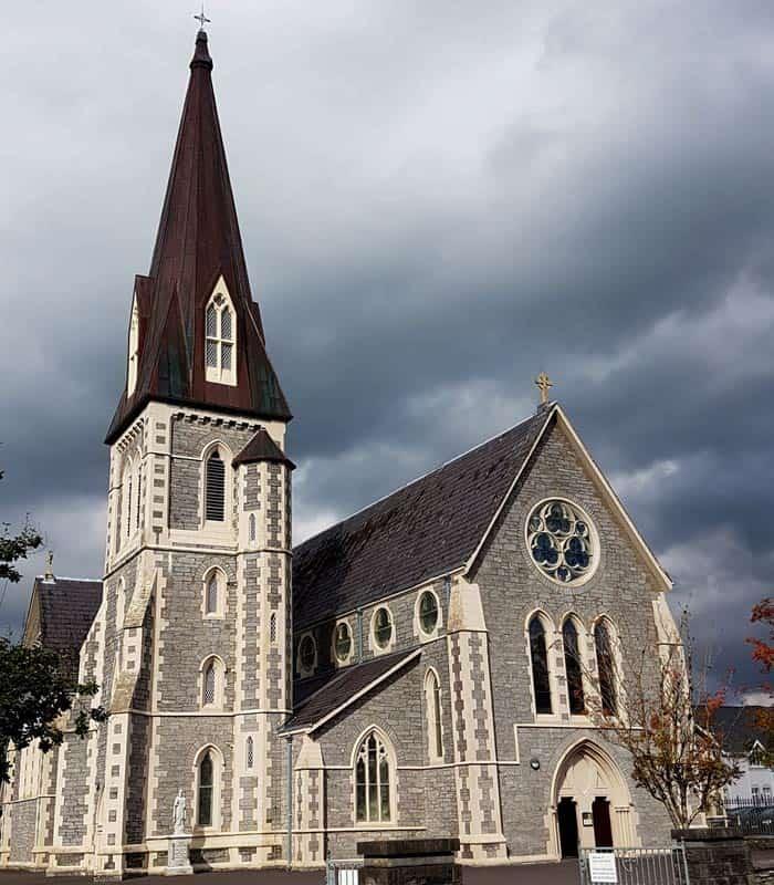 Iglesia de Kenmare Anillo de Kerry