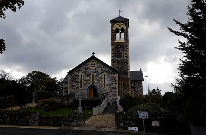 Iglesia de Sneem Anillo de Kerry