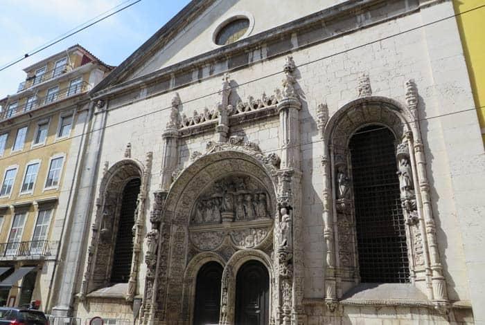 Igreja de Nossa Senhora da Conceição Velha ruta por la Alfama
