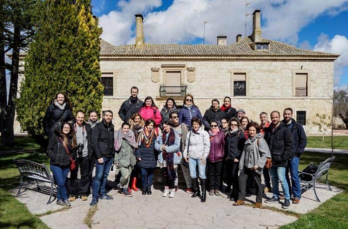 Los blogueros de Castilla y León Travel Bloggers