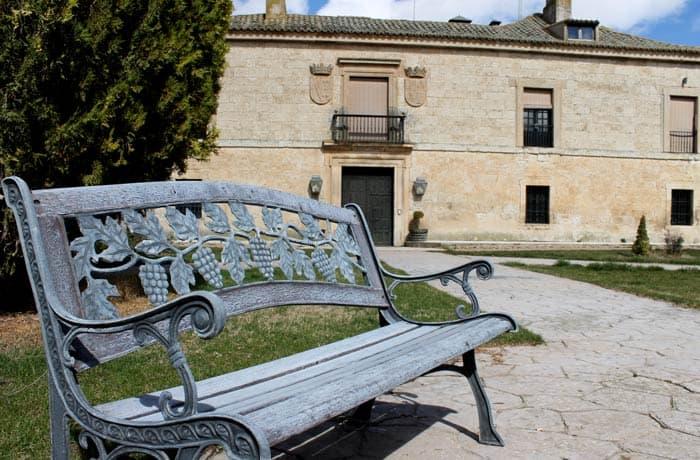 Palacio de La Ventosilla, hoy posada Ribera del Duero Burgalesa