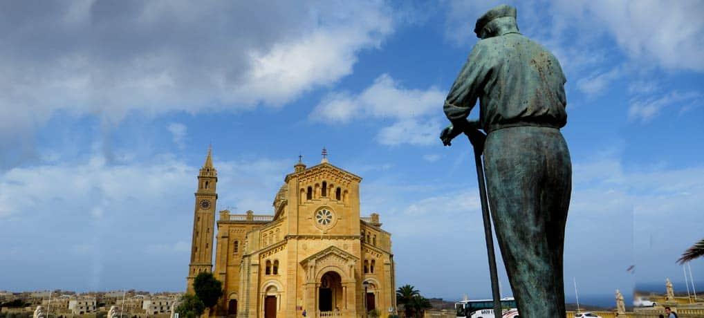 que ver en Gozo