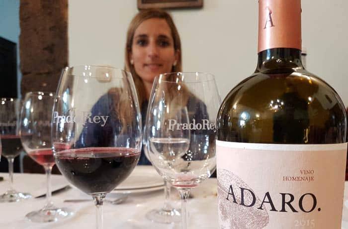 Vinos de Pradorey Ribera del Duero Burgalesa