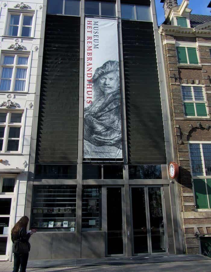 Museo de la Casa de Rembrandt Ámsterdam en tres días