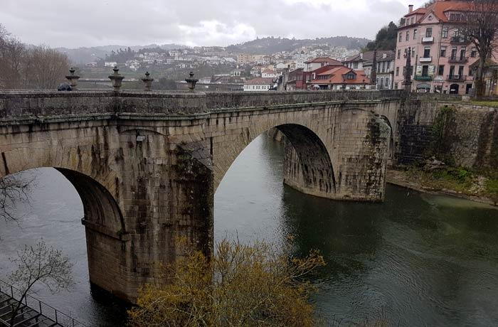 Puente de San Gonzalo de Amarante