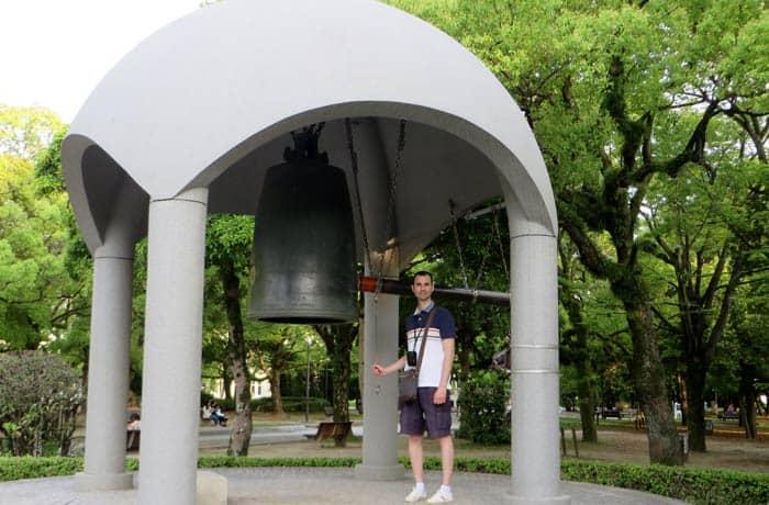Campana de la Paz que ver en Hiroshima