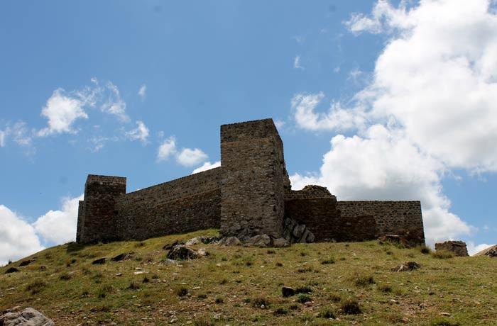 Castillo qué hacer en Aracena