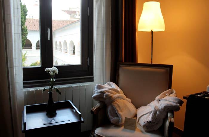 Todo cuidado hasta el más mínimo detalle en el Hotel Convento qué hacer en Aracena