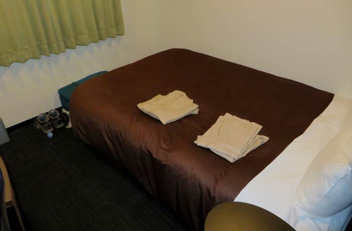 Habitación del hotel Urbain Hiroshima Central