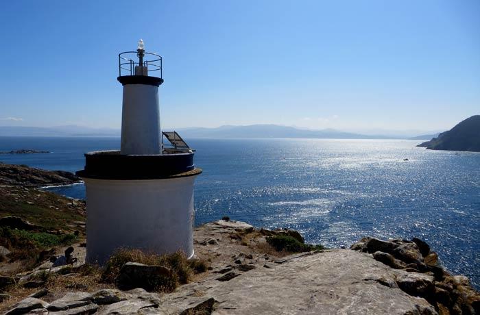 Faro da Porta que hacer en las Islas Cíes