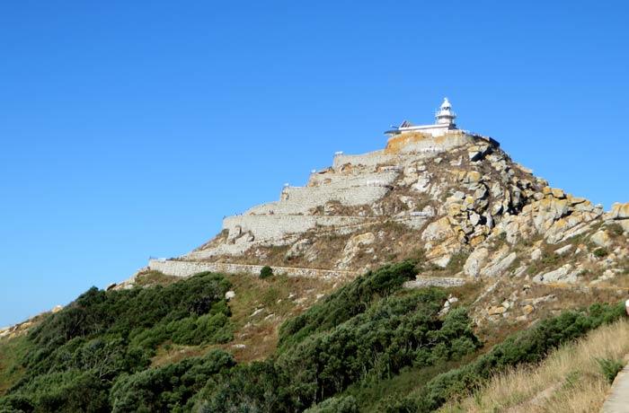 Faro de Cíes que hacer en las Islas Cíes