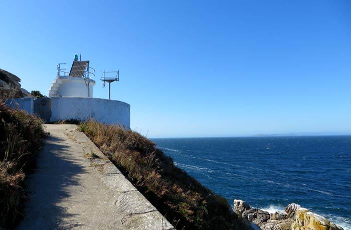 Faro do Peito que hacer en las Islas Cíes