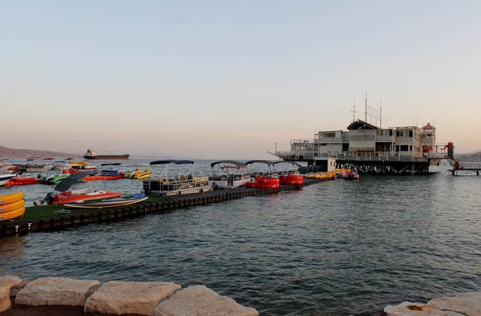 Hananya Beach y sus opciones para hacer deportes acuáticos qué hacer en Eilat
