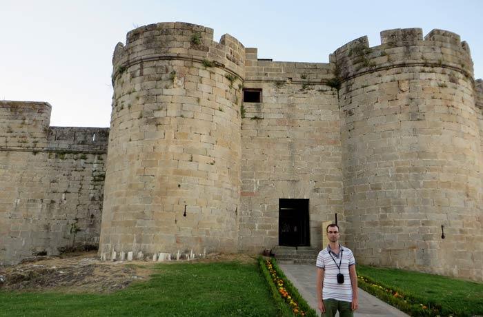 Castillo de los Condes de Benavente de Puebla de Sanabria