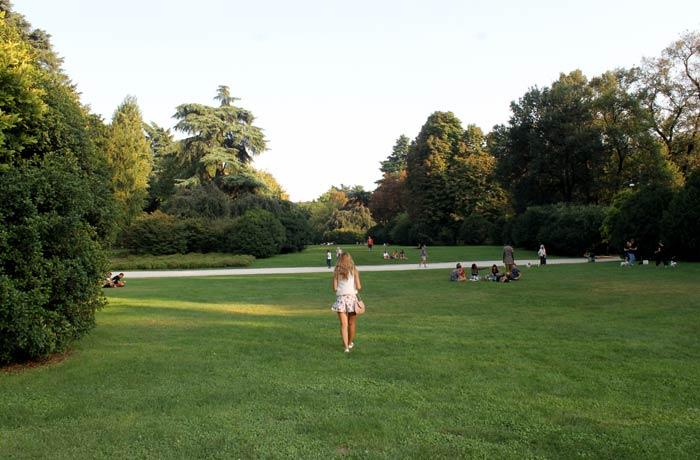 Parque Sempione qué ver en Milán