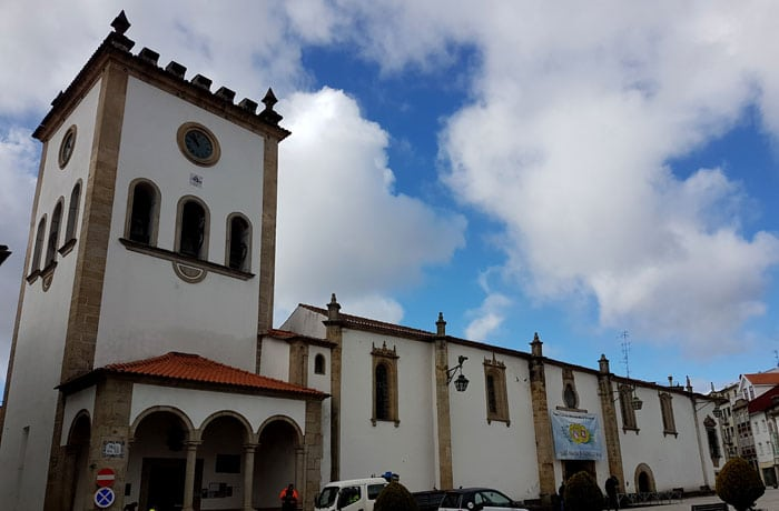Antigua catedral de Braganza