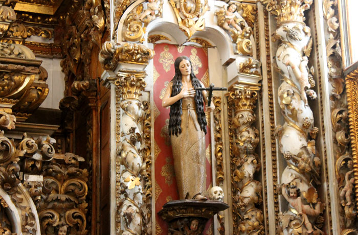 Imagen de María Magdalena qué ver en Braganza