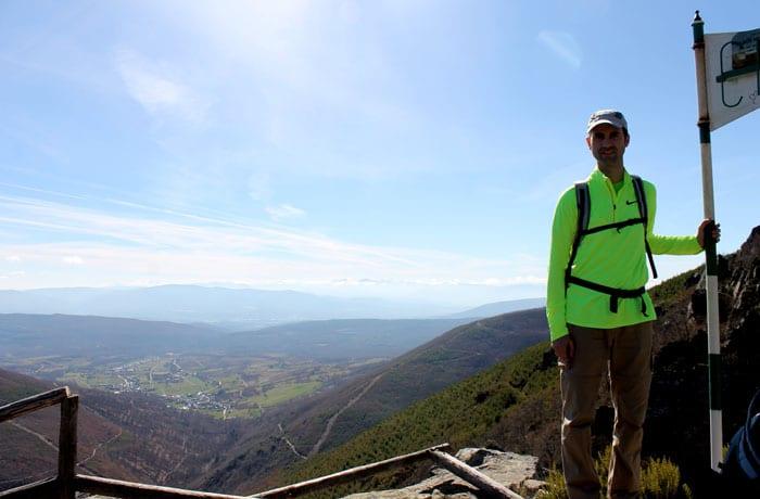 Mirador de La Gualta ruta de las Fuentes Medicinales