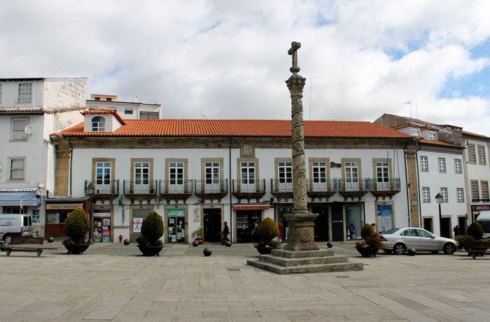 Palacio de los Calaínhos qué ver en Braganza