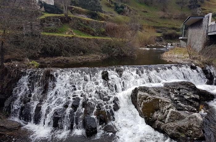 Río Fervença qué ver en Braganza