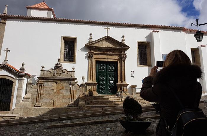 Iglesia de Sao Vicente qué ver en Braganza