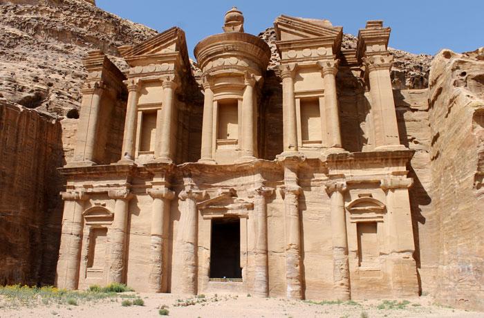 Monasterio o Ad-Deir que ver en Petra