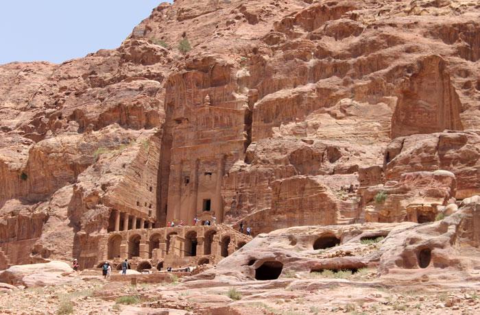 Tumba de la Urna que ver en Petra