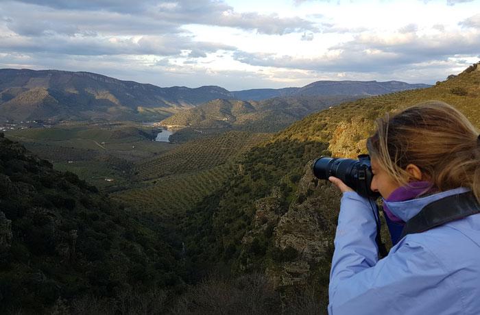 Alto da Sapinha miradores Arribes del Duero
