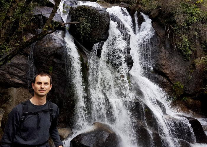 Séptima y última de las cascadas