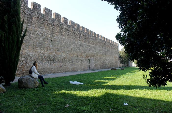 Muralla de Évora o Cerca Nova