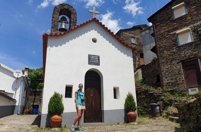 Capilla de San Pedro de Piodao
