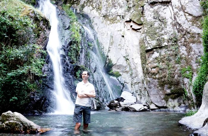 Cascada Fraga da Pena
