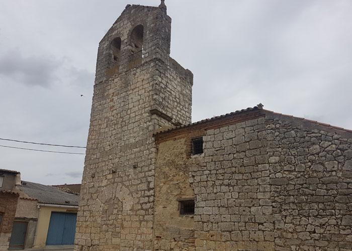 Iglesia de San Miguel de Tiedra
