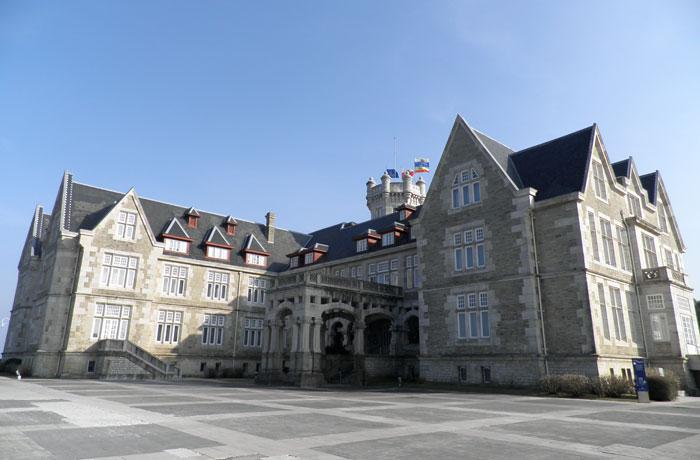 Palacio de La Magdalena qué visitar en Santander