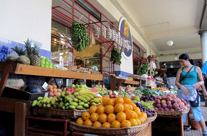 Mercado dos Lavradores de Funchal que hacer en Madeira