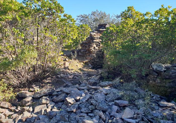 Ruinas del Convento del Santo Niño de Belén