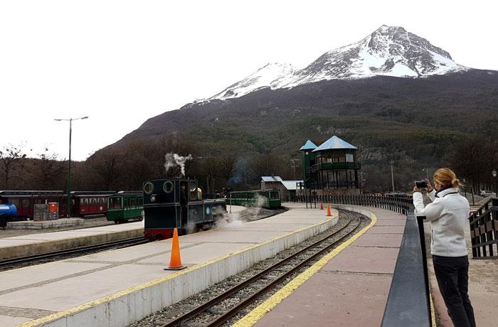 Tren del Fin del Mundo que hacer en Ushuaia