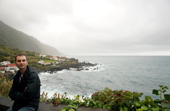 Faja das Almas Sao Jorge Azores