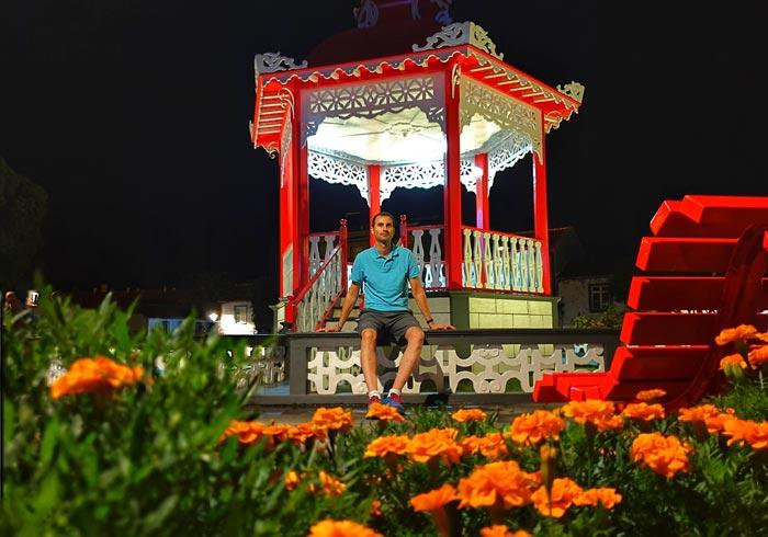 Jardim da República de Velas Sao Jorge Azores