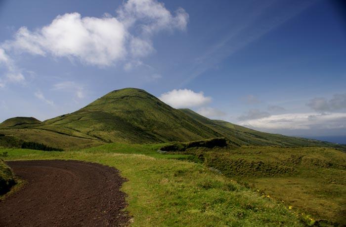 Pico de la Esperanza Sao Jorge Azores