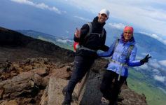 Subida a la Montaña de Pico