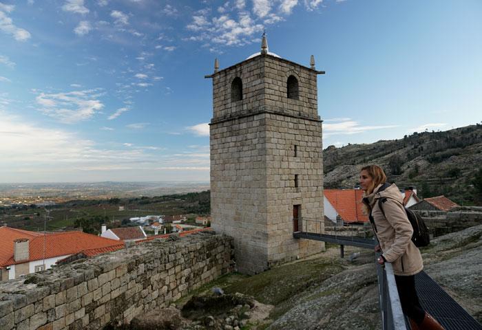 Torre del Castillo de Castelo Novo qué ver en Fundão