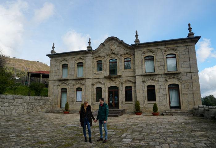 Palacio del Picadero de Alpedrinha qué ver en Fundão