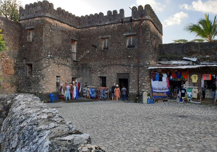 Mercado del Fuerte Viejo de Stone Town